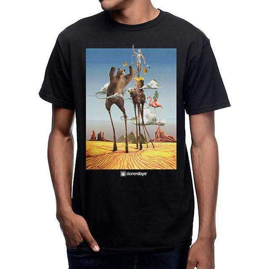MEN'S THE TEMPTATIONS OF STONERDAYS TEE