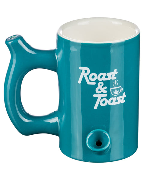 Large Original Pipe Mug in teal