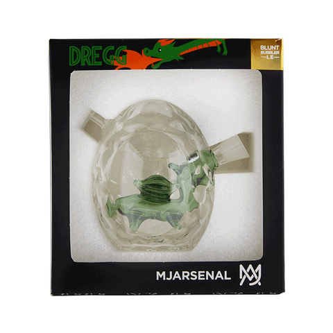 MJ Arsenal Dregg Blunt Bubbler
