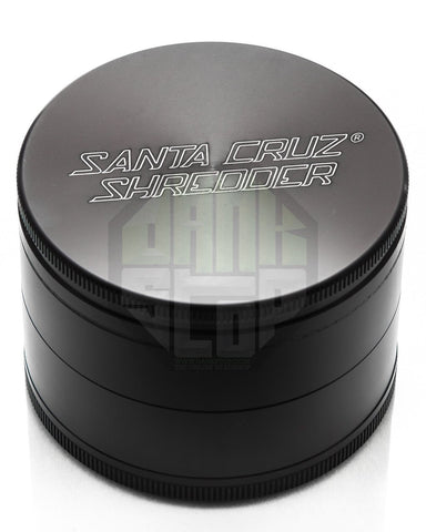 Santa Cruz Shredder - Large 4 Piece Herb Grinder