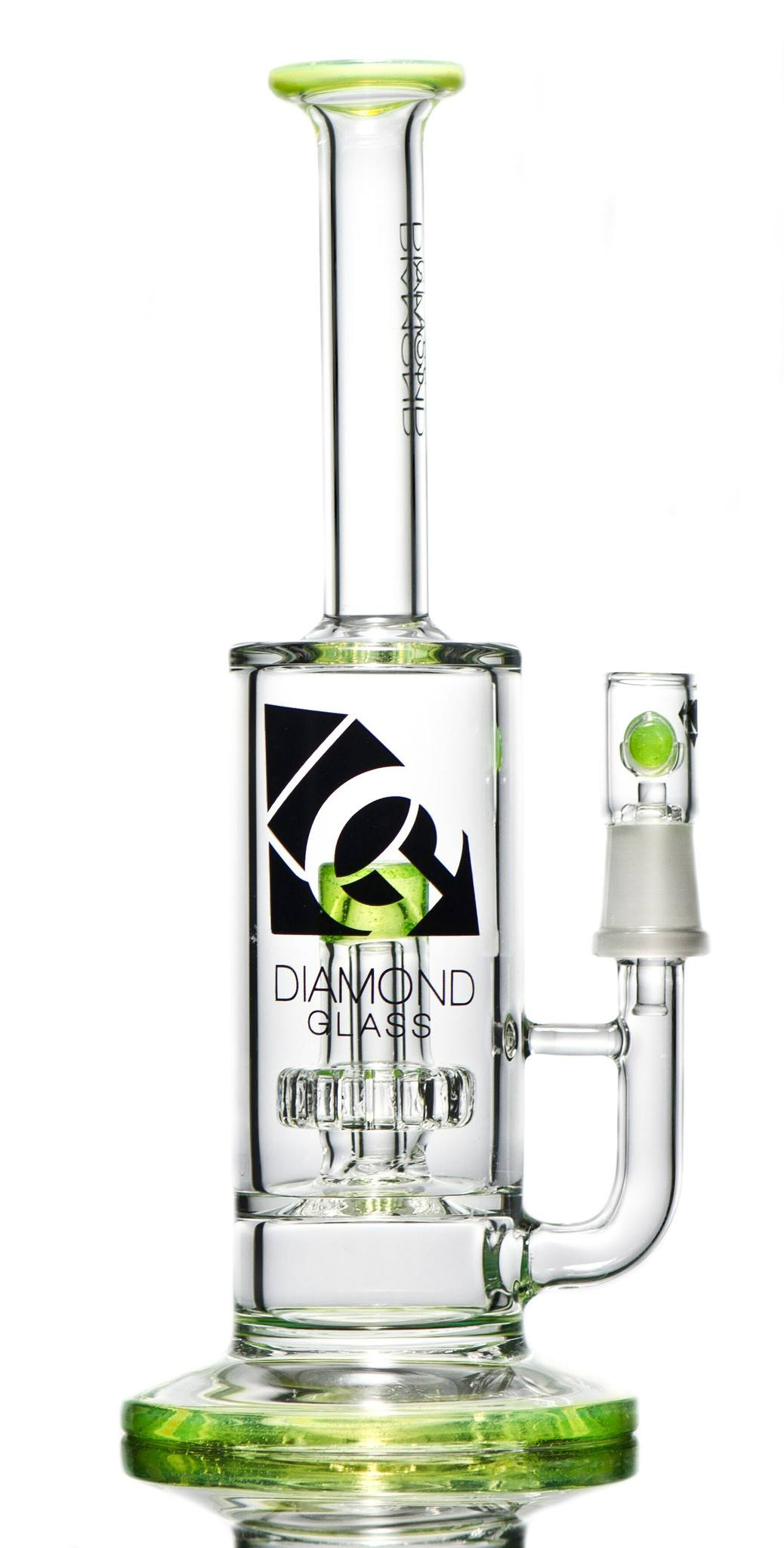 Diamond Glass - Slyme Slim Line Oil Rig