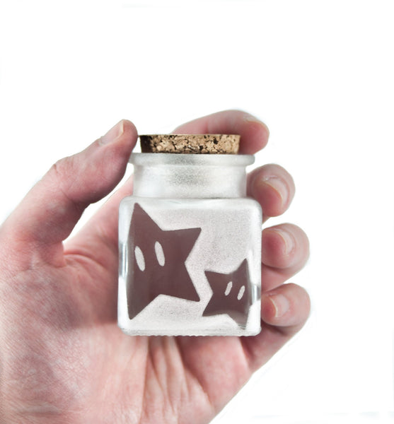 Super Star Stash Jar