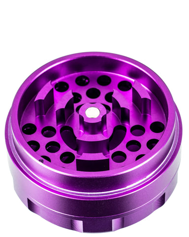 Sweet Tooth - 3-Piece Large Radial Teeth Aluminum Grinder