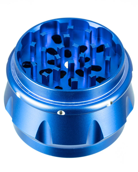 Sweet Tooth - 4-Piece Diamond Crest Aluminum Grinder