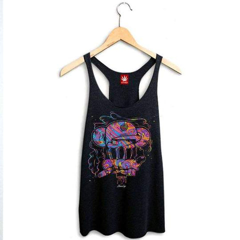 Women's Trippy Mouse Racerback