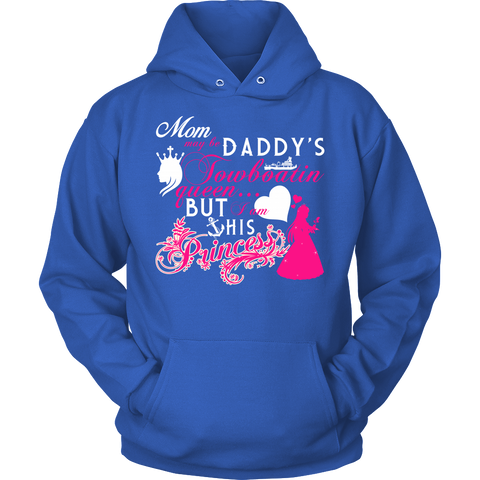 Daddy's Towboat Princess Adult Size