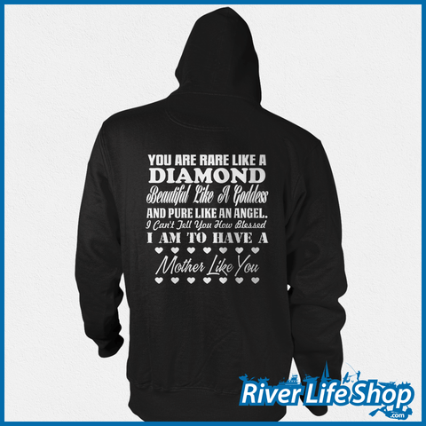 Towboat Mom Rare Like A Diamond - River Life Shop  - 4