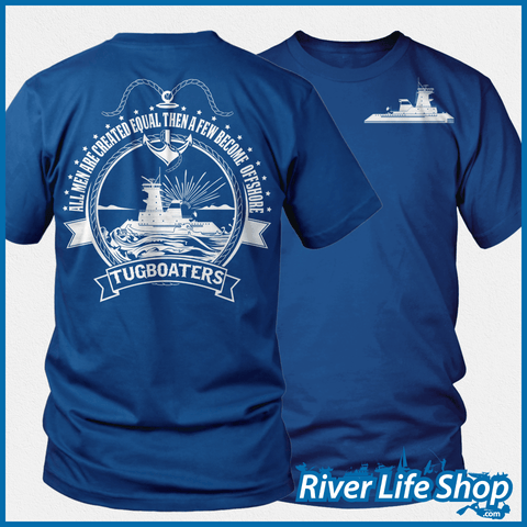 A Few Become Tugboaters - River Life Shop  - 4