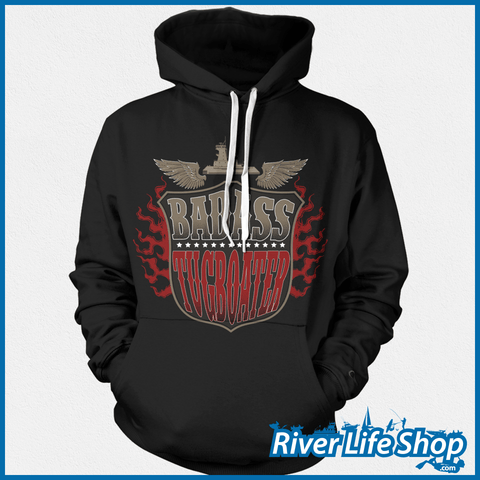 Badass Tugboater - River Life Shop  - 3