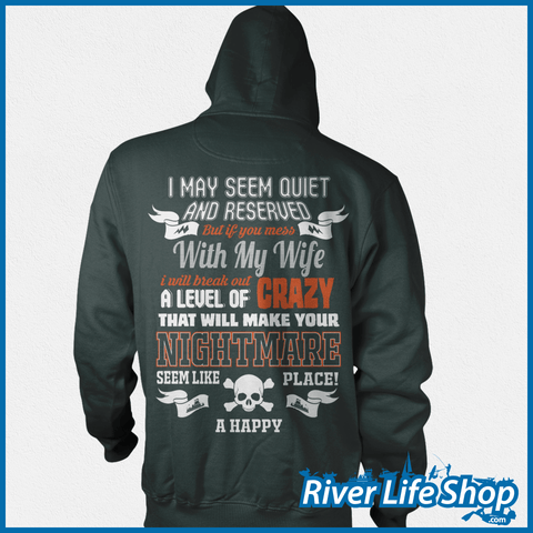 Don't Mess With My Towboat Wife - River Life Shop  - 5