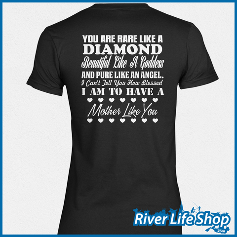 Towboat Mom Rare Like A Diamond - River Life Shop  - 1