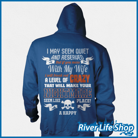 Don't Mess With My Towboat Wife - River Life Shop  - 6