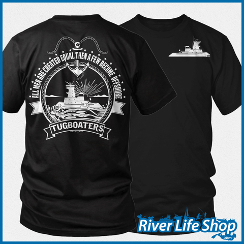 A Few Become Tugboaters - River Life Shop  - 3
