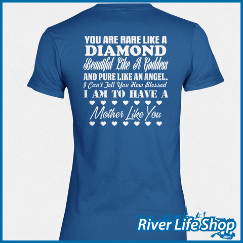 Towboat Mom Rare Like A Diamond - River Life Shop  - 2