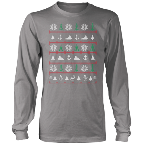 Towboater - Ugly Christmas Design I
