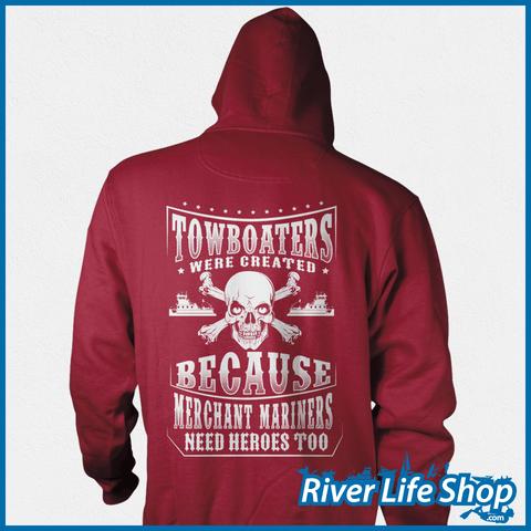 Merchant Mariners Need Heroes Too - River Life Shop  - 6