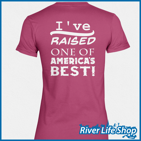 Mom Raised One Of America's Best - River Life Shop  - 3