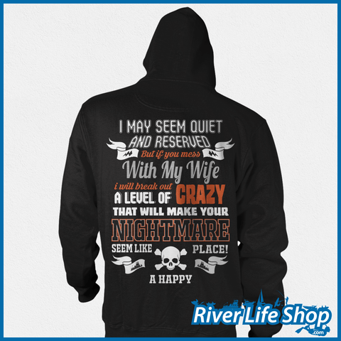 Don't Mess With My Towboat Wife - River Life Shop  - 4
