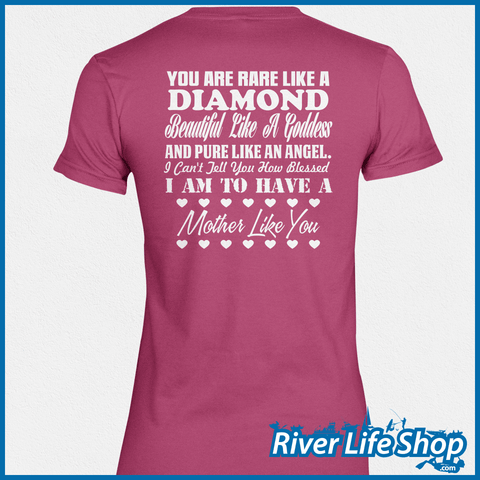 Towboat Mom Rare Like A Diamond - River Life Shop  - 3