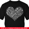 Image of Story of A Towboat Spouse In One Heart White