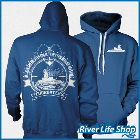 A Few Become Tugboaters - River Life Shop  - 2