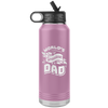 Image of World's Greatest Dad - Jumbo 32oz Water Bottle