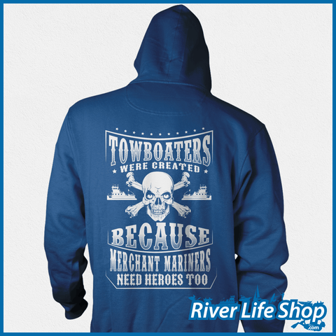 Merchant Mariners Need Heroes Too - River Life Shop  - 5