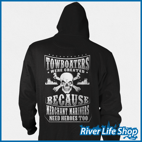 Merchant Mariners Need Heroes Too - River Life Shop  - 4