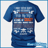 Image of Don't Mess With My Towboat Wife - River Life Shop  - 3