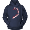 Image of My Other Half Is on the Boat Towboater's Spouse Hoodie