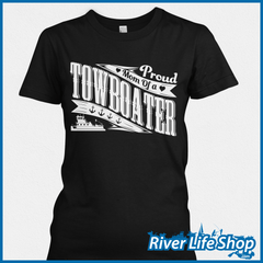 Proud Mom And Dad Of A Towboater - River Life Shop  - 4