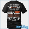 Image of Don't Mess With My Towboat Wife - River Life Shop  - 1
