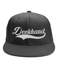 Deckhand Hat - Classic Snapback