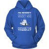Image of I'm Sorry For What I Said When I Was Docking The Towboat - Deckhand T-Shirt