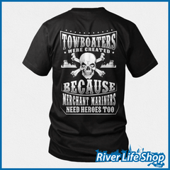 Merchant Mariners Need Heroes Too - River Life Shop  - 1