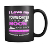 Image of I Love My Towboater Mug