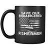 Image of Scallopers Mug - Save Our Endangered Fishermen