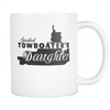Image of Spoiled Towboater's Daughter Mug