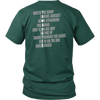 Image of Towboaters Lingos Tees - Back design
