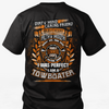Image of Dirty Mind! Caring Friend Towboater Shirt