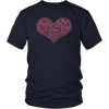 Image of Towboater's Spouse Lingo Tees -  Heart Design