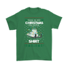 Image of This Is My Christmas Pajama Shirt - Towboater Matching Family Ugly Christmas Light Design