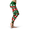Image of Towboater Ugly Christmas Leggings GR