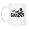 Image of Spoiled Towboater's Wife Mug