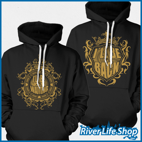 Love-Bond-Faith-Hoodies - River Life Shop  - 1