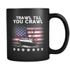 Image of Scallopers Mug - Trawl Till You Crawl