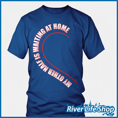 My Other Half Tees - River Life Shop  - 5