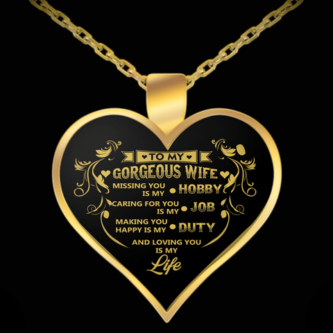 My Gorgeous Towboater's Wife Necklace
