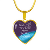 Image of Best Towboat Mom In The Galaxy Necklace
