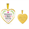 Image of Nevertheless Mom Persisted Necklace